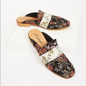 Free People Brocade at Ease Loafer in Floral